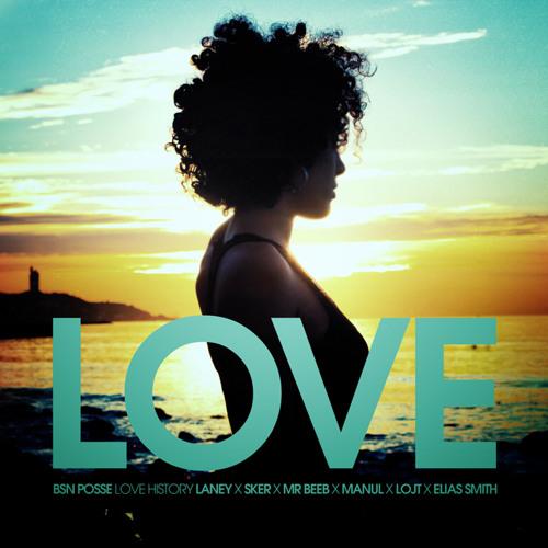 BSN Posse - Love History (Sker Mix) [CLIP] - SLM055