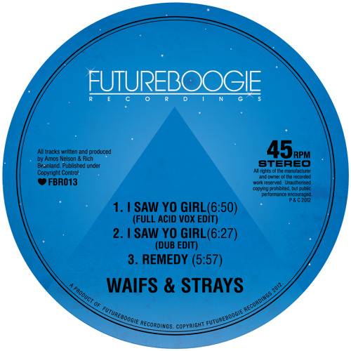 Waifs & Strays - Remedy