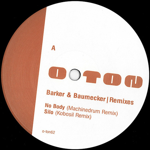 Barker & Baumecker | No Body (Machinedrum Remix)