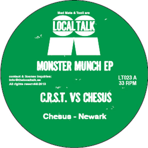 Chesus - Newark (LT023, Side A2)