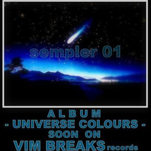 Ronin8 - There at STARS [unmastered track 01] ((OUT NOW))