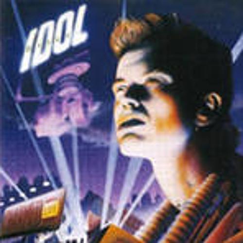 Billy Idol - Pumping On Steel (Unclepasha re-edit)