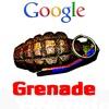 Google Grenade: http://www.googlegrenade.com