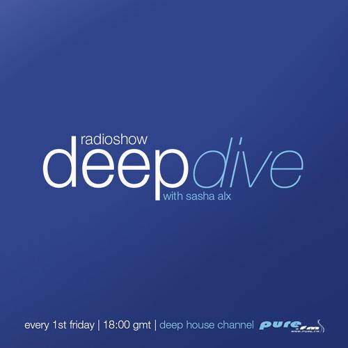 Sasha Alx - Deepdive 030 [04-Jan-2013] on Pure.FM