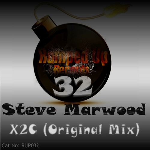 Steve Marwood - X2C ***Out Now To Buy From Toolbox, TID etc***