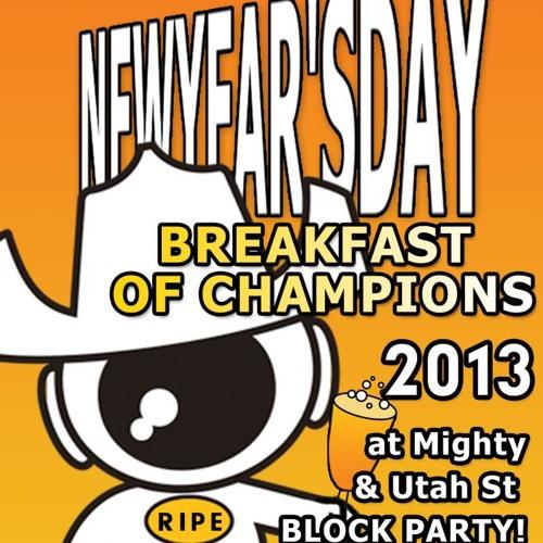 Matt Haze Live from Breakfast of Champions 2013