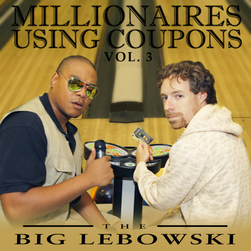 MILLIONAIRES USING COUPONS - 'BOUNCE LICKS'