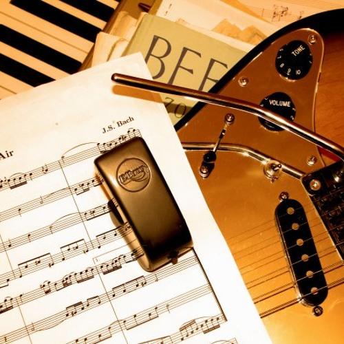 J.S.Bach Prelude Cello Suite 1 BWV 1007 (El.Guitar)
