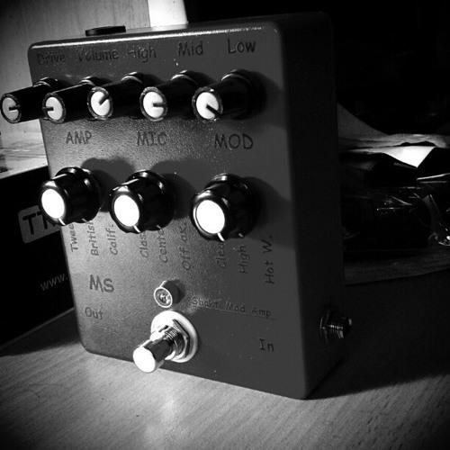 MS Shakti Mod Amp Deneme