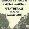 Bigfoot's Strikes 4! - Andrew Weatherall & Ivan Smagghe (14/12/12 @ Snafu, Aberdeen)