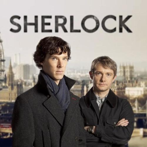 Sherlock Hallelujah Cover