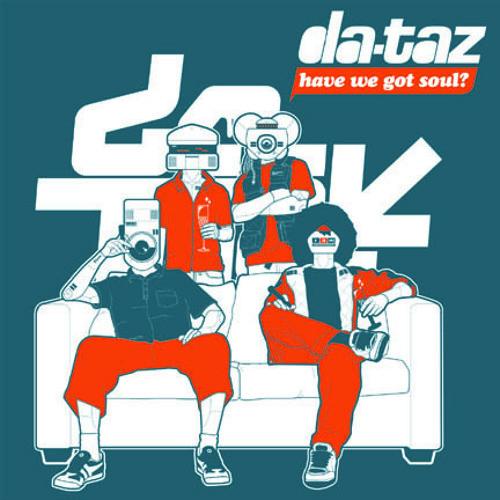 """DA.TAZ """"SIDERAL BRIK"""" (feat E.Truffaz)"""