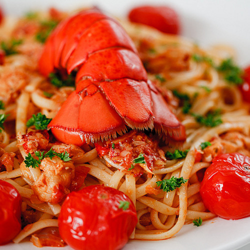 Pasta Lobster In Napoli