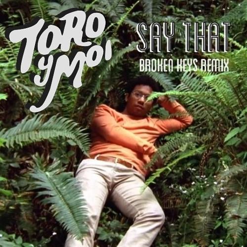 Toro Y Moi - Say That [BROKEN KEYS Remix]