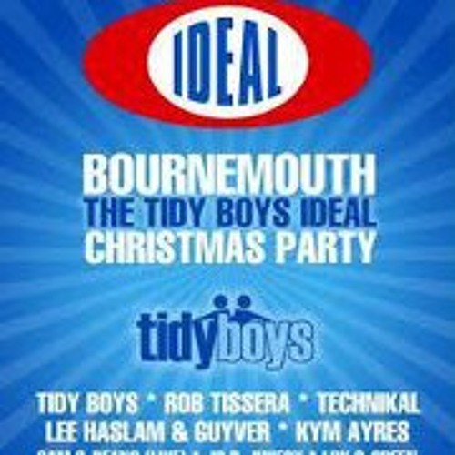 Technikal - LIVE at Ideal Xmas Party @ O2 Academy, Bournemouth