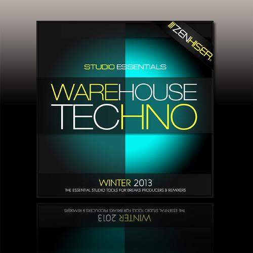 Studio Essentials Warehouse Techno - 558 Of The Biggest Techno Hooks!