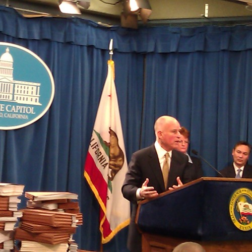 Governor Brown Wants End to Court Prison Oversight