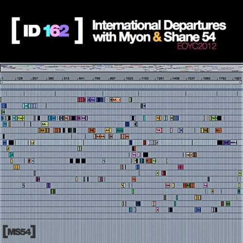 Myon & Shane 54 – International Departures 162 (EOYC Megamix) – 08.01.2013 [www.edmtunes.com]