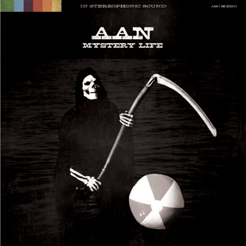 """Aan """"Mystery Life"""" Mystery Life 7"""" A Side"""