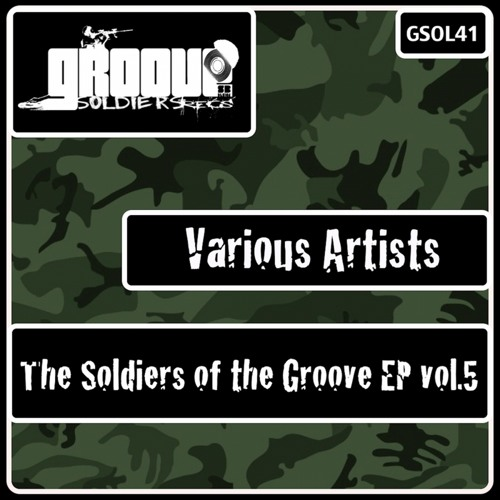 Alex Lr - Take a Love Pills (The Soldiers Of The Groove EP Vol 5)