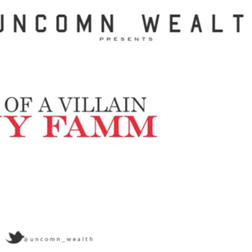Tony Famm - Heart Of A Villain (Prod.The Cratez)