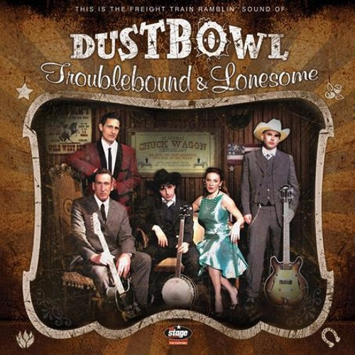 """Dustbowl albums: """"Troublebound & Lonesome"""" - """"Goin' Down"""" - """"Rambling Blues"""" - Bootleg Stuff"""
