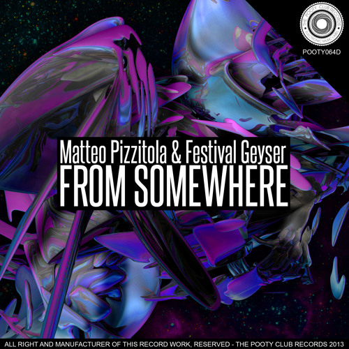 Matteo Pizzitola & Festival Geyser - Adam's Apple (Out Now)