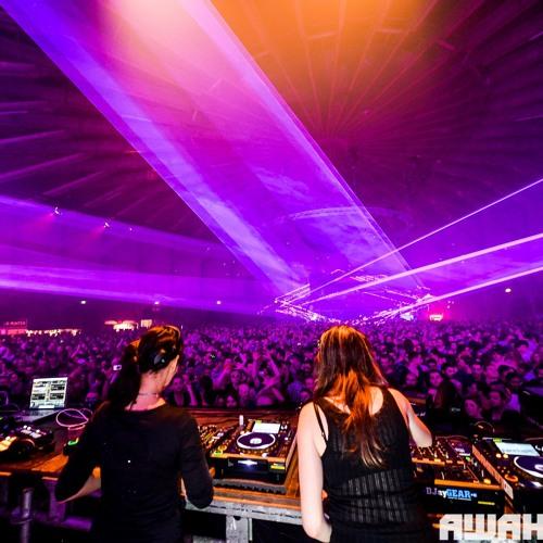 Fernanda Martins & Candy Cox aka Pink Noise @ Awakenings HT Special 2012 - NETHERLANDS