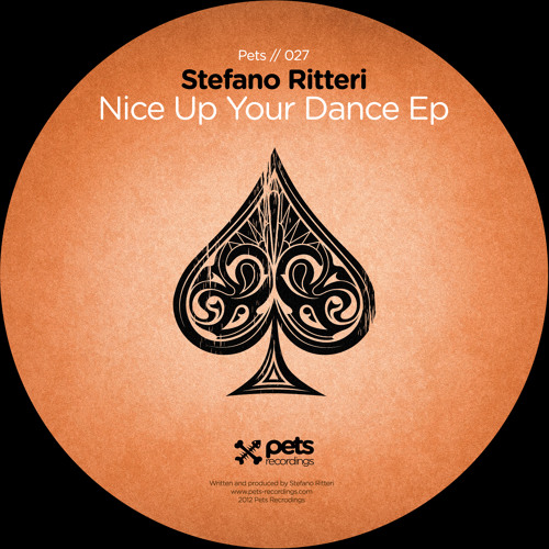 PETS027 - Stefano Ritteri - Nice Up Your Dance EP