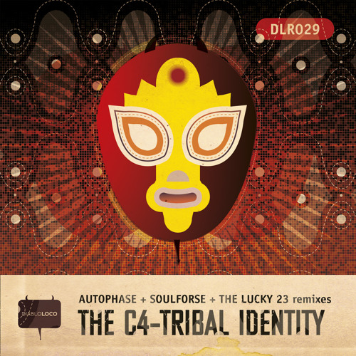DLR029 :TheC4: 'Tribal Identity' ( Soulforse Mix)