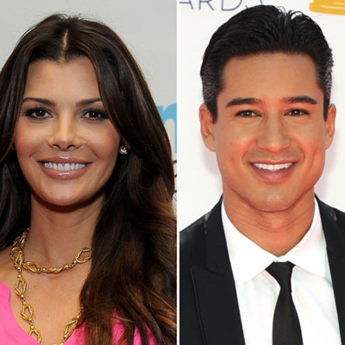 Direct from Hollywood: Did Ali Landry Watch Ex-Hubby Mario Lopez on The X-Factor?