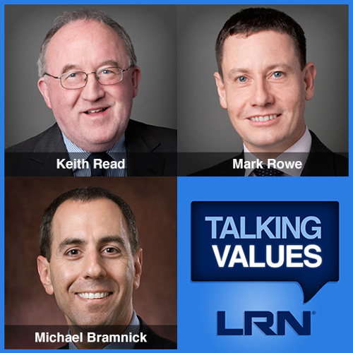 LRN101 - Bringing Values to the Center of Corporate Compliance