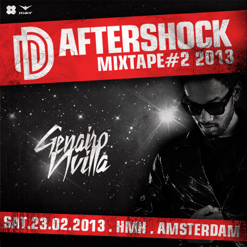 Genairo Nvilla - The Aftershock Mixtape #2 2013
