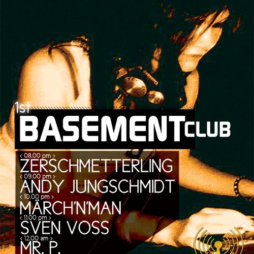 Andy Jungschmidt | DELICIOUS NOISE Showcase | Basement Club #1