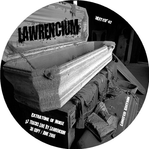 Lawrencium - No important [DEST.CD02]