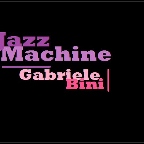 Jazz Machine_Gabriele Bini feat.Black Machine (original mix)