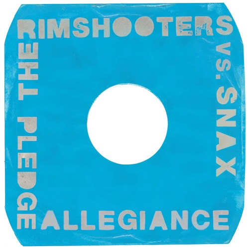 "HMS005 The Rimshooters vs. Snax ""Pledge Allegiance (Original mix)"""