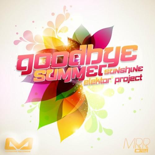 ELEKTOR-PROJECT- Goodbye Summer Sunshine (Radio Edit)
