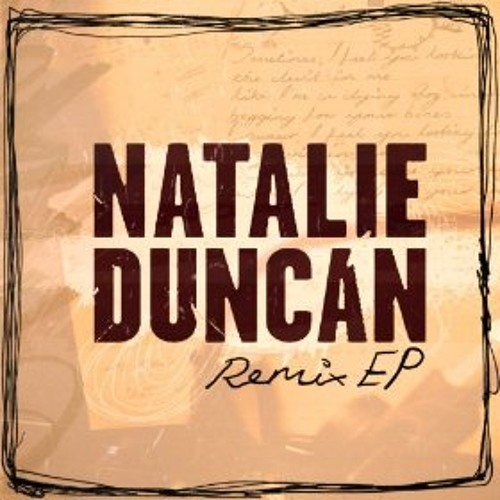Natalie Duncan - Find Me a Home - Ulterior Motive remix (Universal Music)