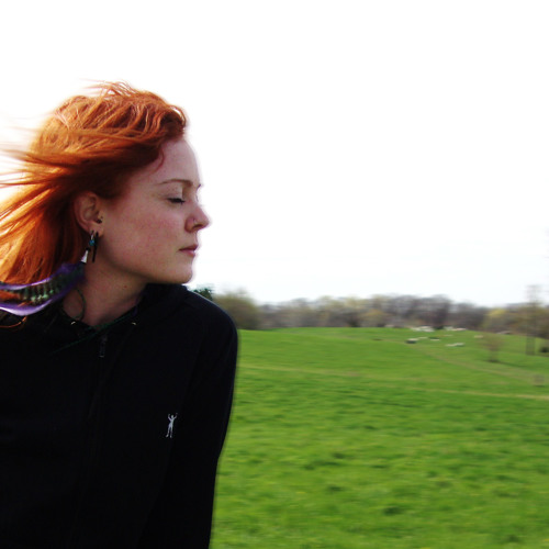 Running Through Fields of Tall Grass