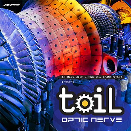 "TOIL ""LargeHadronCollider""-Original-Preview--Journees Music-Beatport Exclusive"