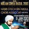 Malam Cinta Rasul! Habib Syech As Segaf (2)