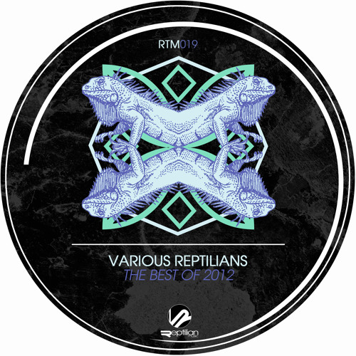 RTM019 Varios Reptilians Vol.2 - The Best Of 2012 / On sale...