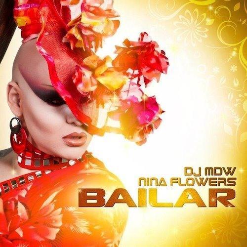DJ MDW, N. Flowers ft. VButterfly - Bailar (Miguel Ramirez HCS 2013 Rmx)