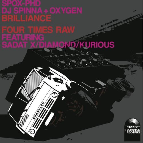 Four Times Raw - SPOX PHD