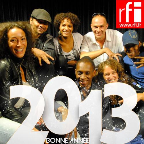 Hortense, Mickaël, Laura & DJ Krispee   mercredi 9 janvier 2013