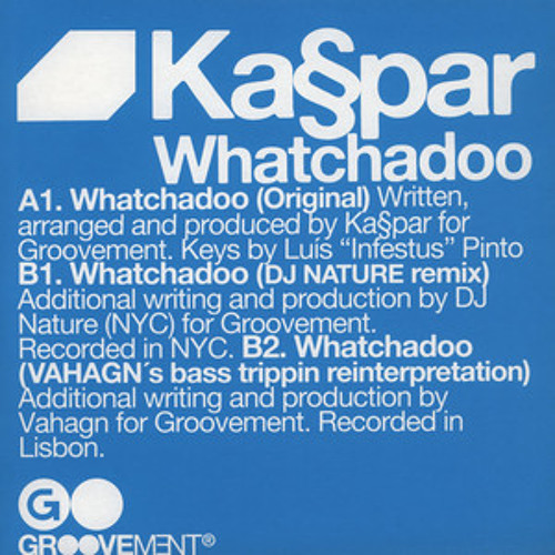 Ka§par - WHATCHADOO (128k SOUNDCLOUD SAMPLER)