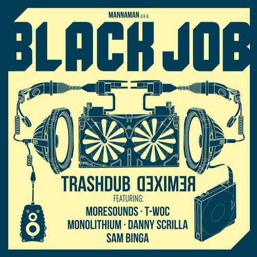 "Blackjob ""MMD [Monolithium Re-Up]"""