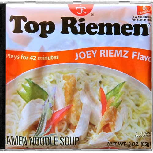 Joey Riemz-Top Riemen (Beat Produced by Jeremiah McDonald)