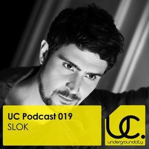 SLOK - Underground City Music Podcast 019 November 2012